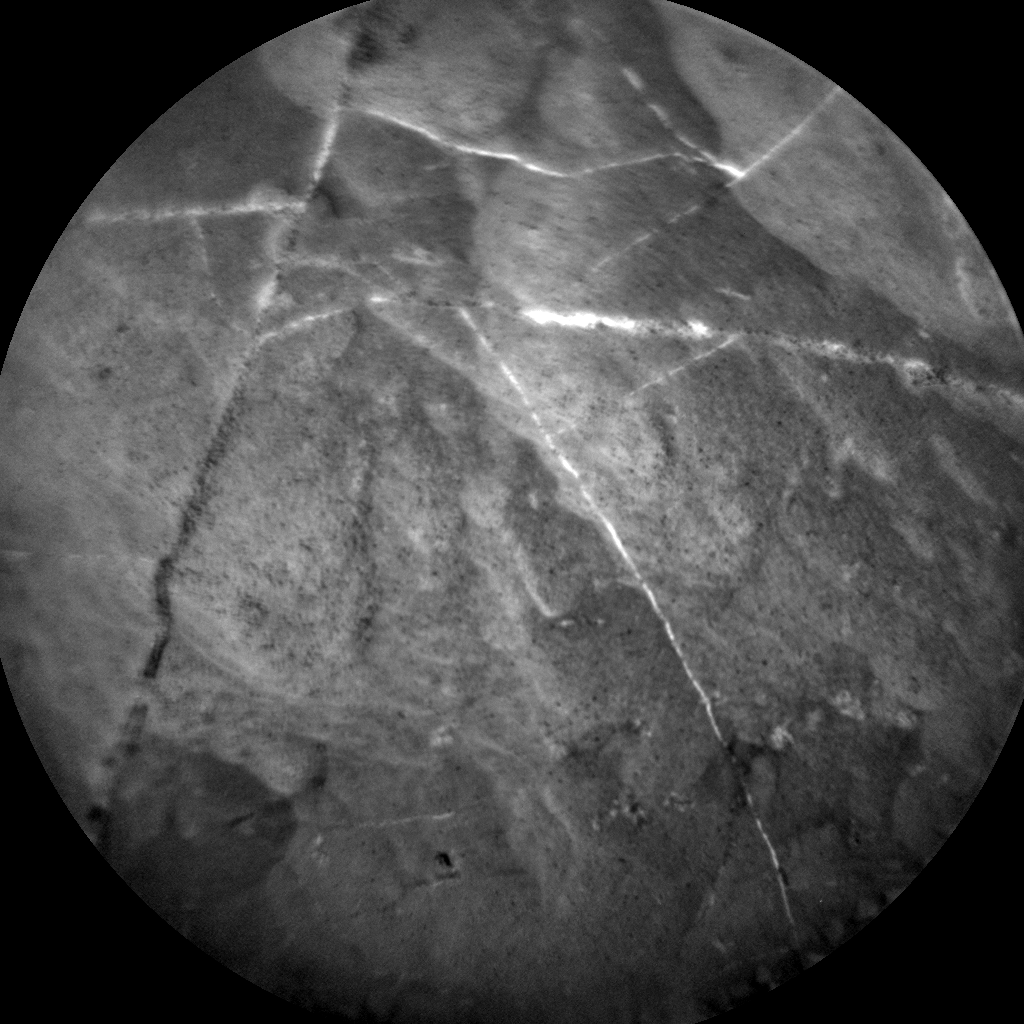 Nasa's Mars rover Curiosity acquired this image using its Chemistry & Camera (ChemCam) on Sol 1892, at drive 650, site number 67