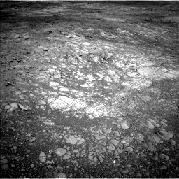 Nasa's Mars rover Curiosity acquired this image using its Left Navigation Camera on Sol 1894, at drive 680, site number 67
