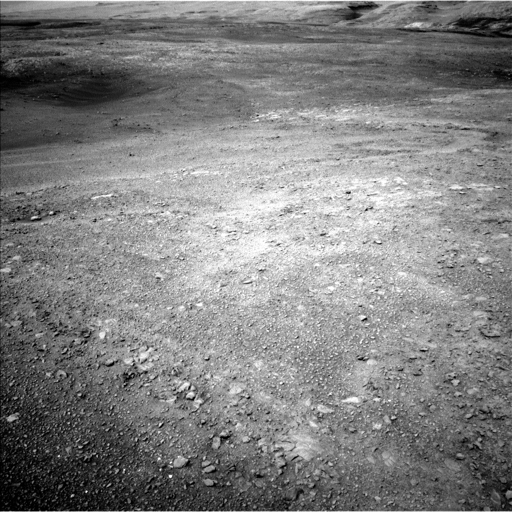 Nasa's Mars rover Curiosity acquired this image using its Left Navigation Camera on Sol 1894, at drive 782, site number 67