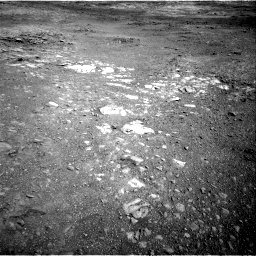 Nasa's Mars rover Curiosity acquired this image using its Right Navigation Camera on Sol 1894, at drive 758, site number 67