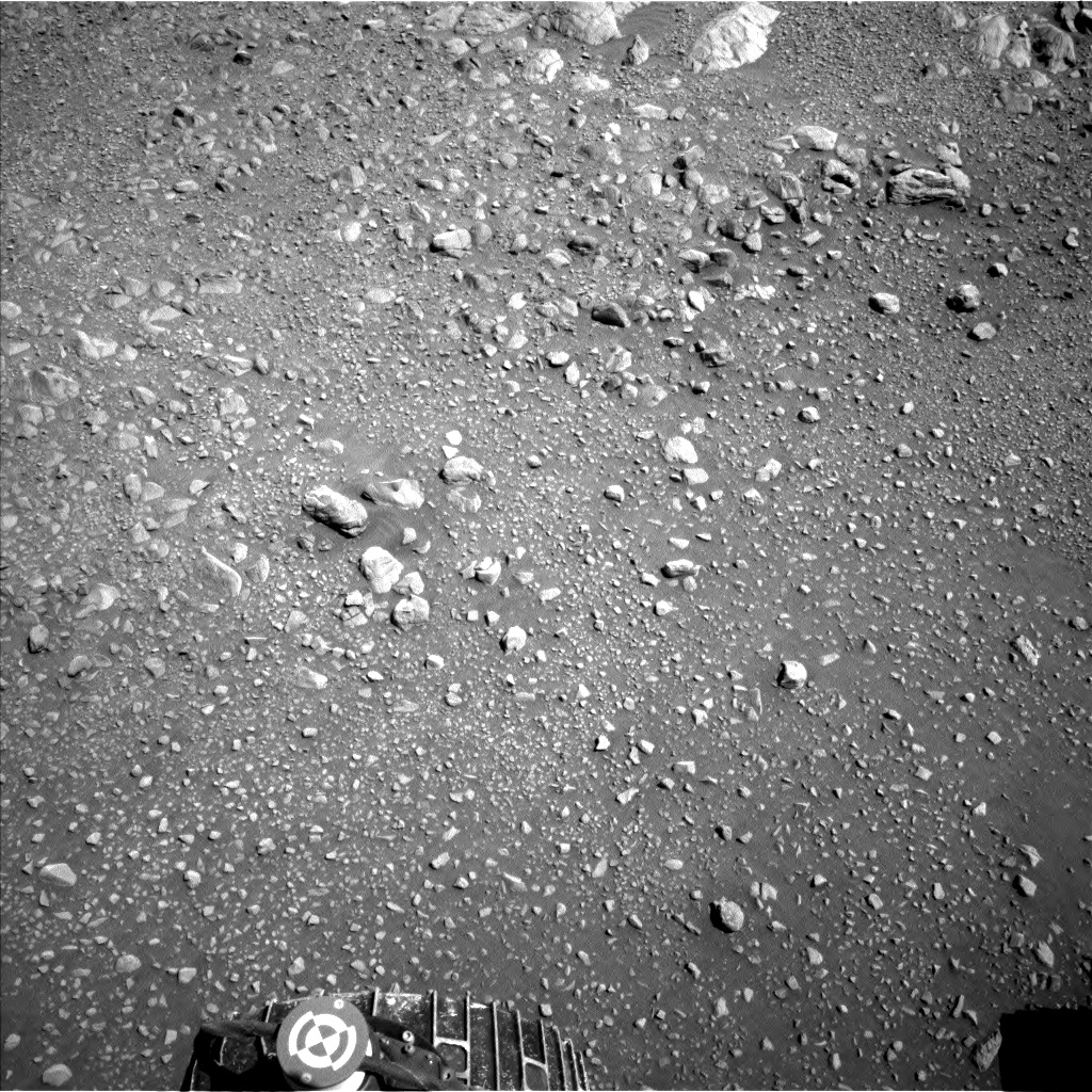 Nasa's Mars rover Curiosity acquired this image using its Left Navigation Camera on Sol 1896, at drive 1016, site number 67
