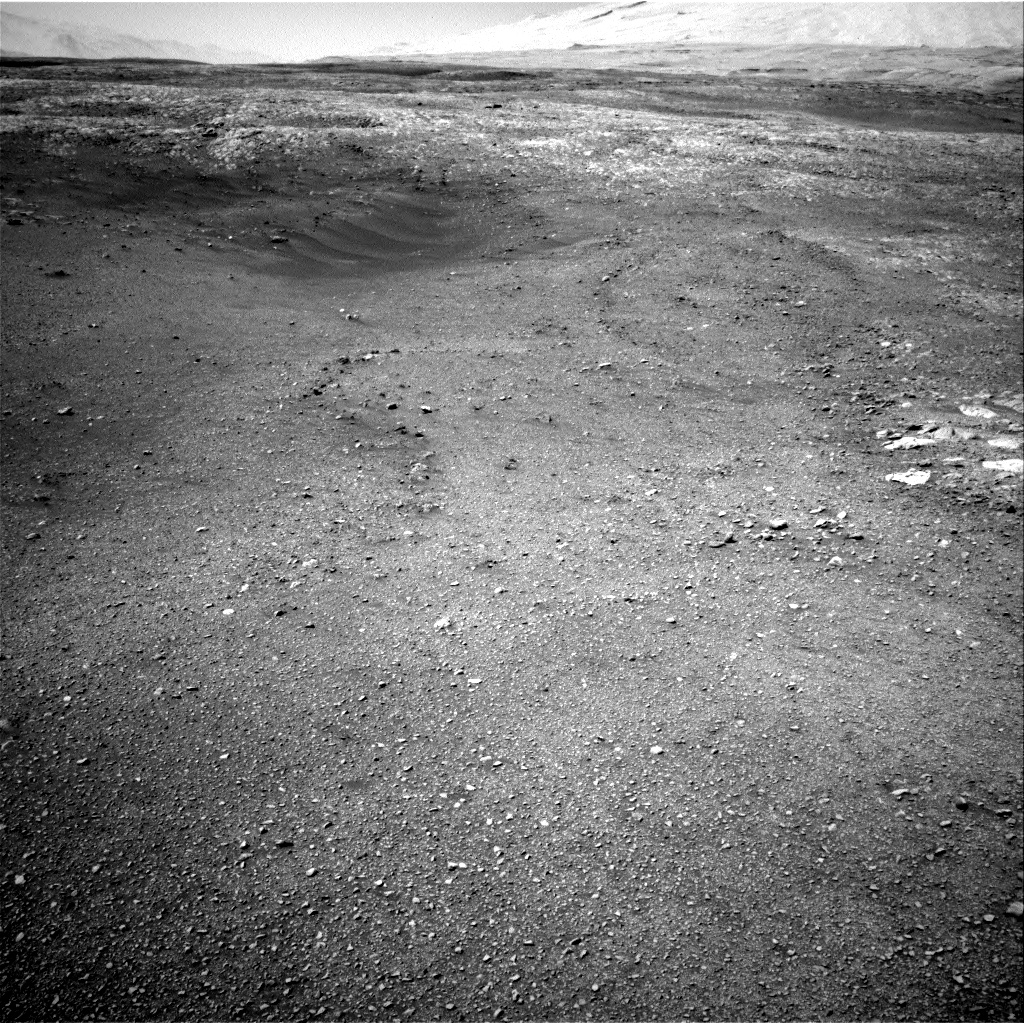Nasa's Mars rover Curiosity acquired this image using its Right Navigation Camera on Sol 1896, at drive 908, site number 67