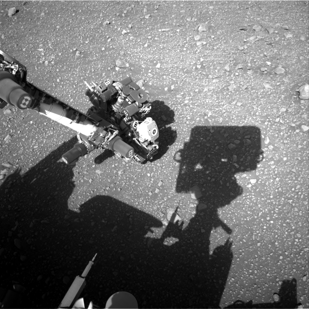 Nasa's Mars rover Curiosity acquired this image using its Right Navigation Camera on Sol 1897, at drive 1016, site number 67