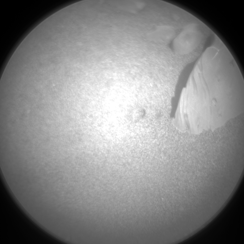 Nasa's Mars rover Curiosity acquired this image using its Chemistry & Camera (ChemCam) on Sol 1898, at drive 1016, site number 67