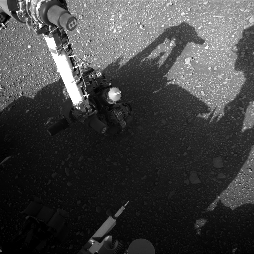 Nasa's Mars rover Curiosity acquired this image using its Right Navigation Camera on Sol 1898, at drive 1016, site number 67