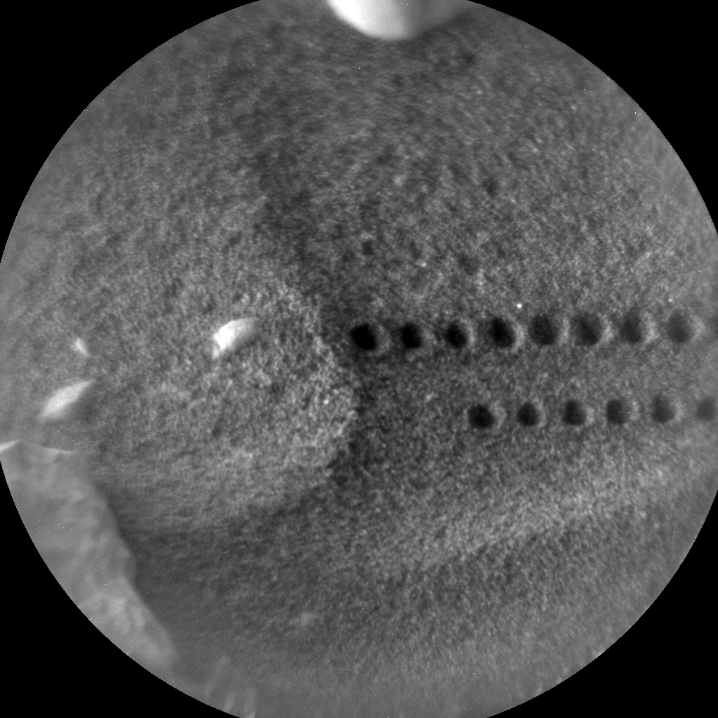 Nasa's Mars rover Curiosity acquired this image using its Chemistry & Camera (ChemCam) on Sol 1900, at drive 1016, site number 67