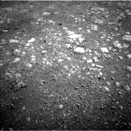 Nasa's Mars rover Curiosity acquired this image using its Left Navigation Camera on Sol 1901, at drive 1052, site number 67