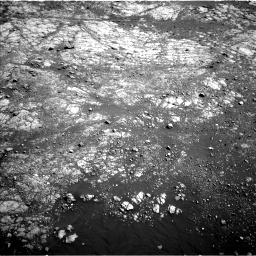 Nasa's Mars rover Curiosity acquired this image using its Left Navigation Camera on Sol 1901, at drive 1172, site number 67