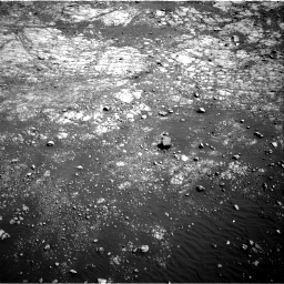 Nasa's Mars rover Curiosity acquired this image using its Right Navigation Camera on Sol 1901, at drive 1166, site number 67