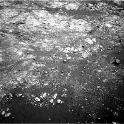 Nasa's Mars rover Curiosity acquired this image using its Right Navigation Camera on Sol 1901, at drive 1172, site number 67