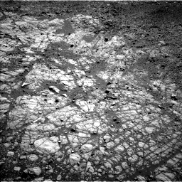 Nasa's Mars rover Curiosity acquired this image using its Left Navigation Camera on Sol 1903, at drive 1340, site number 67