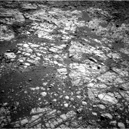Nasa's Mars rover Curiosity acquired this image using its Left Navigation Camera on Sol 1903, at drive 1346, site number 67