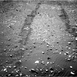 Nasa's Mars rover Curiosity acquired this image using its Right Navigation Camera on Sol 1903, at drive 1268, site number 67