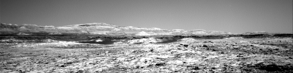 NASA's Mars rover Curiosity acquired this image using its Right Navigation Cameras (Navcams) on Sol 1904