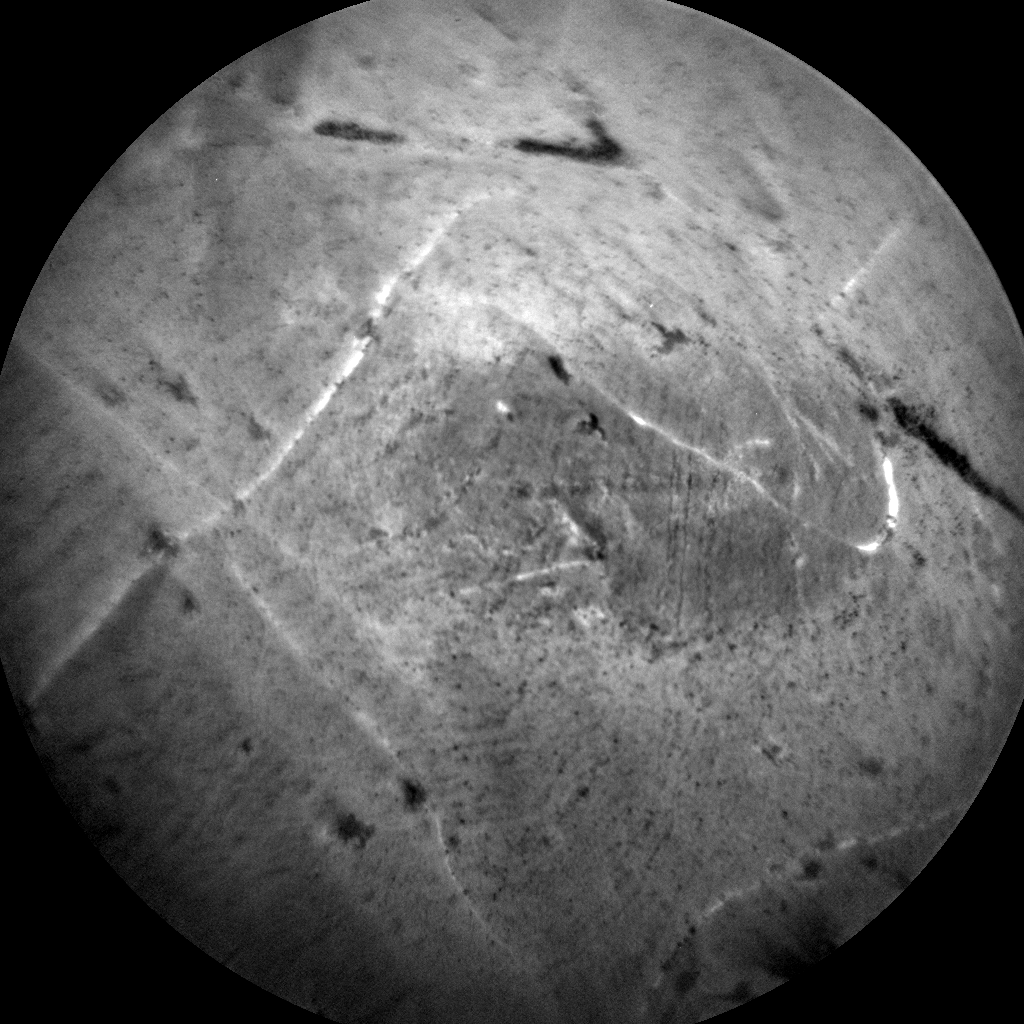 Nasa's Mars rover Curiosity acquired this image using its Chemistry & Camera (ChemCam) on Sol 1904, at drive 1358, site number 67