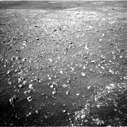 Nasa's Mars rover Curiosity acquired this image using its Left Navigation Camera on Sol 1905, at drive 1406, site number 67