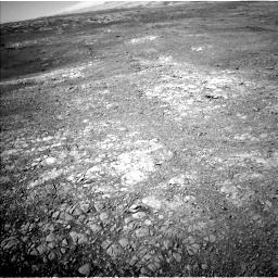 Nasa's Mars rover Curiosity acquired this image using its Left Navigation Camera on Sol 1905, at drive 1460, site number 67