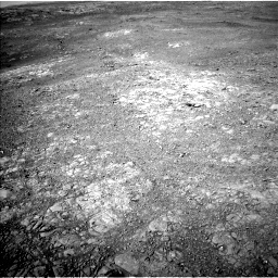 Nasa's Mars rover Curiosity acquired this image using its Left Navigation Camera on Sol 1905, at drive 1466, site number 67