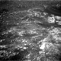 Nasa's Mars rover Curiosity acquired this image using its Right Navigation Camera on Sol 1905, at drive 1370, site number 67