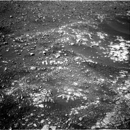 Nasa's Mars rover Curiosity acquired this image using its Right Navigation Camera on Sol 1905, at drive 1376, site number 67