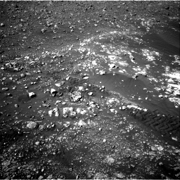 Nasa's Mars rover Curiosity acquired this image using its Right Navigation Camera on Sol 1905, at drive 1382, site number 67