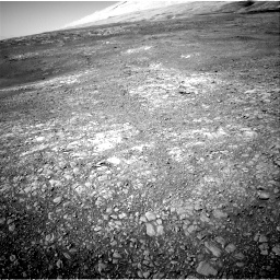 Nasa's Mars rover Curiosity acquired this image using its Right Navigation Camera on Sol 1905, at drive 1454, site number 67
