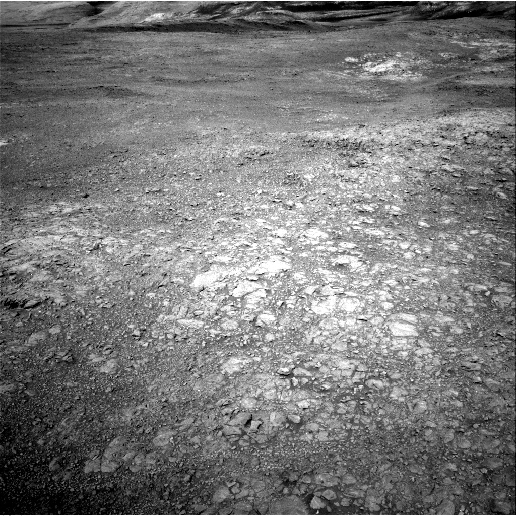 NASA's Mars rover Curiosity acquired this image using its Right Navigation Cameras (Navcams) on Sol 1905