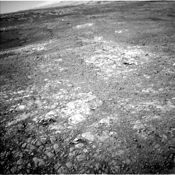 Nasa's Mars rover Curiosity acquired this image using its Left Navigation Camera on Sol 1910, at drive 1518, site number 67