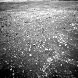 Nasa's Mars rover Curiosity acquired this image using its Left Navigation Camera on Sol 1910, at drive 1560, site number 67