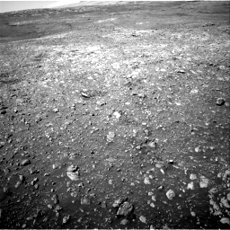 Nasa's Mars rover Curiosity acquired this image using its Right Navigation Camera on Sol 1910, at drive 1548, site number 67