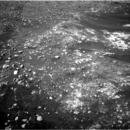 Nasa's Mars rover Curiosity acquired this image using its Right Navigation Camera on Sol 1910, at drive 1590, site number 67
