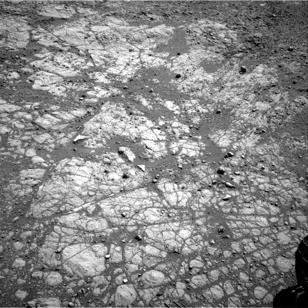 Nasa's Mars rover Curiosity acquired this image using its Right Navigation Camera on Sol 1910, at drive 1626, site number 67