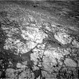Nasa's Mars rover Curiosity acquired this image using its Right Navigation Camera on Sol 1910, at drive 1692, site number 67