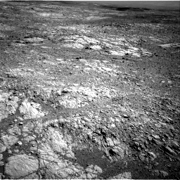 Nasa's Mars rover Curiosity acquired this image using its Right Navigation Camera on Sol 1910, at drive 1710, site number 67