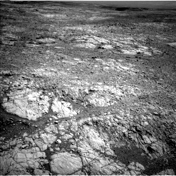 Nasa's Mars rover Curiosity acquired this image using its Left Navigation Camera on Sol 1912, at drive 1714, site number 67