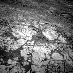 Nasa's Mars rover Curiosity acquired this image using its Right Navigation Camera on Sol 1912, at drive 1726, site number 67