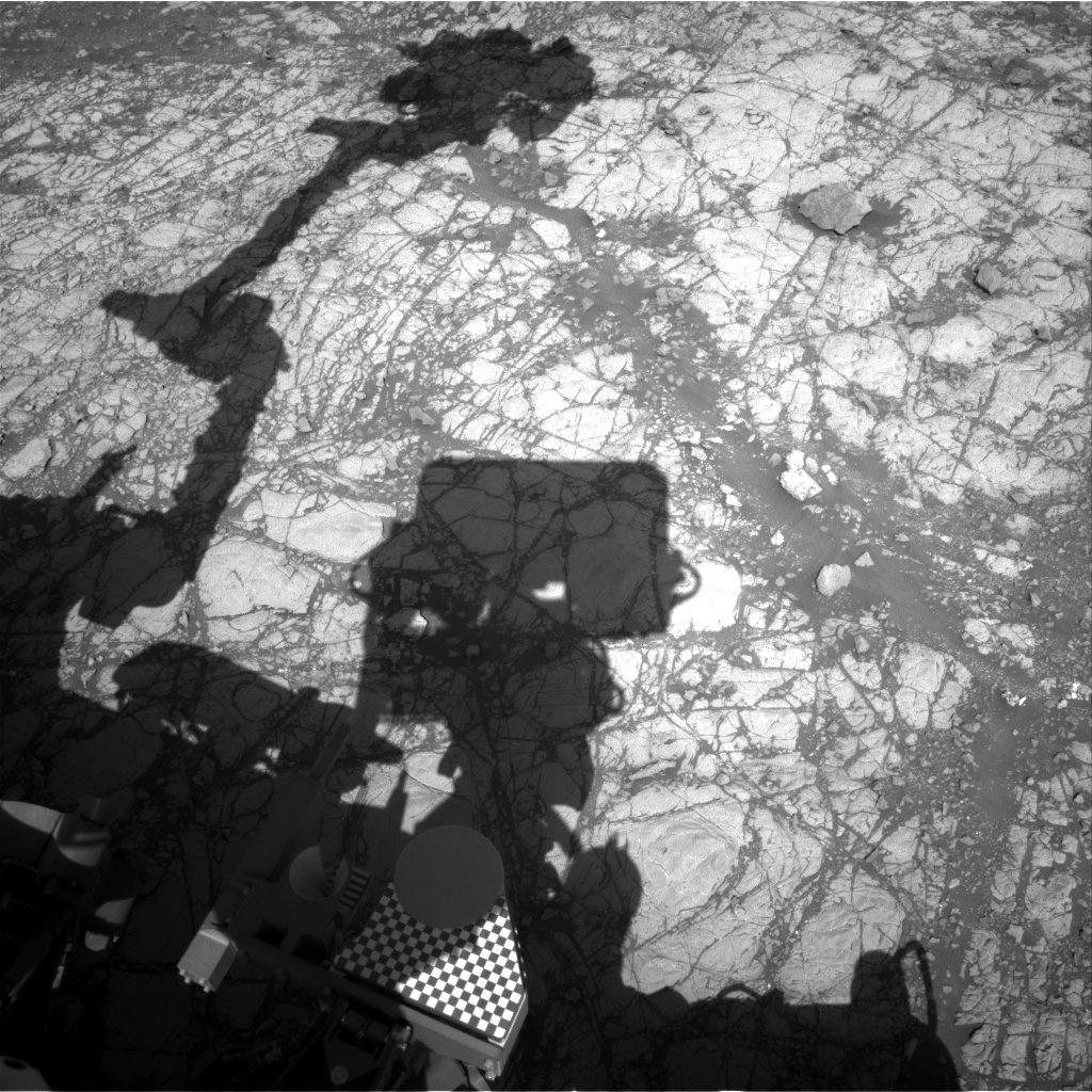 Nasa's Mars rover Curiosity acquired this image using its Right Navigation Camera on Sol 1912, at drive 1762, site number 67