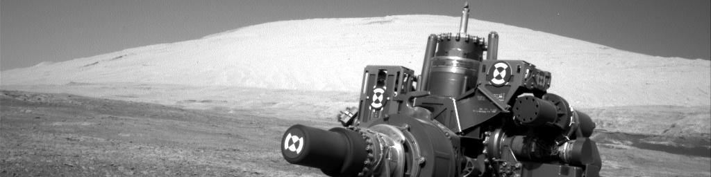 Nasa's Mars rover Curiosity acquired this image using its Right Navigation Camera on Sol 1914, at drive 1762, site number 67