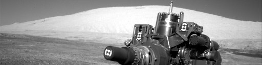 Nasa's Mars rover Curiosity acquired this image using its Right Navigation Camera on Sol 1916, at drive 1762, site number 67