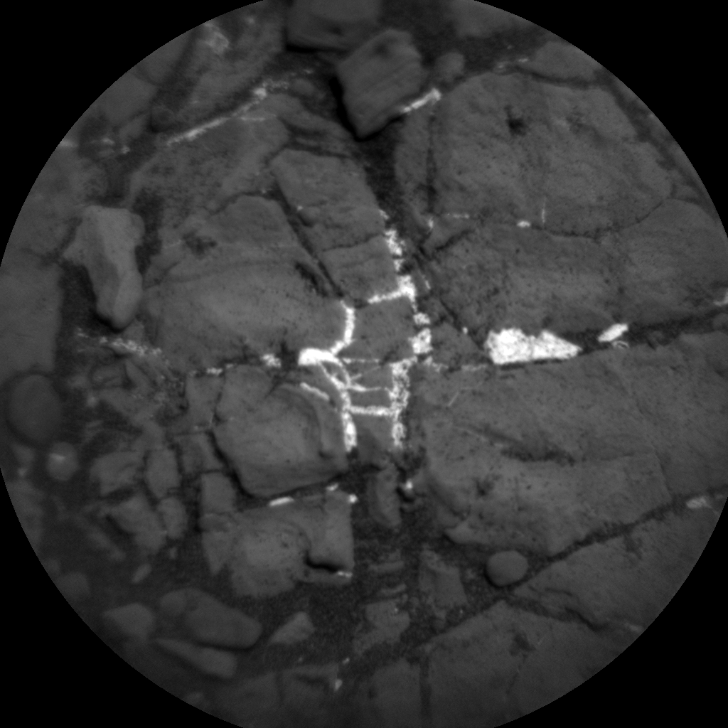 Nasa's Mars rover Curiosity acquired this image using its Chemistry & Camera (ChemCam) on Sol 1916, at drive 1762, site number 67