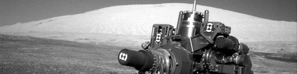Nasa's Mars rover Curiosity acquired this image using its Right Navigation Camera on Sol 1920, at drive 1762, site number 67