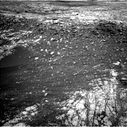 Nasa's Mars rover Curiosity acquired this image using its Left Navigation Camera on Sol 1923, at drive 1780, site number 67