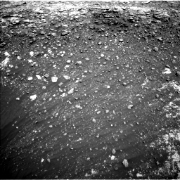Nasa's Mars rover Curiosity acquired this image using its Left Navigation Camera on Sol 1923, at drive 1792, site number 67