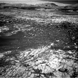 Nasa's Mars rover Curiosity acquired this image using its Right Navigation Camera on Sol 1923, at drive 1768, site number 67