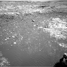 Nasa's Mars rover Curiosity acquired this image using its Right Navigation Camera on Sol 1923, at drive 1810, site number 67