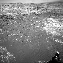 Nasa's Mars rover Curiosity acquired this image using its Right Navigation Camera on Sol 1923, at drive 1816, site number 67