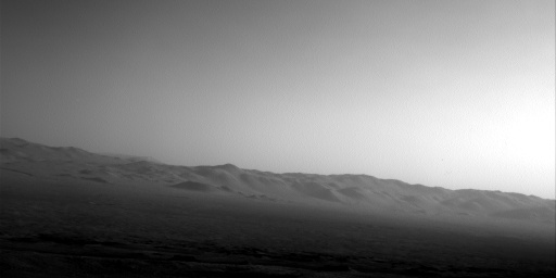 Nasa's Mars rover Curiosity acquired this image using its Right Navigation Camera on Sol 1924, at drive 1846, site number 67
