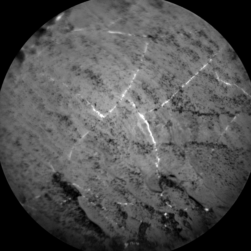 Nasa's Mars rover Curiosity acquired this image using its Chemistry & Camera (ChemCam) on Sol 1925, at drive 1846, site number 67