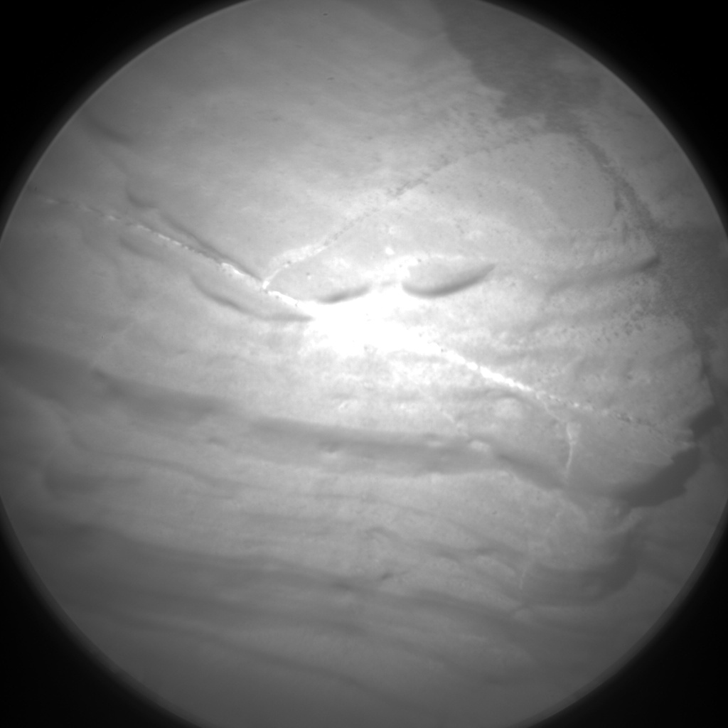 Nasa's Mars rover Curiosity acquired this image using its Chemistry & Camera (ChemCam) on Sol 1926, at drive 1846, site number 67