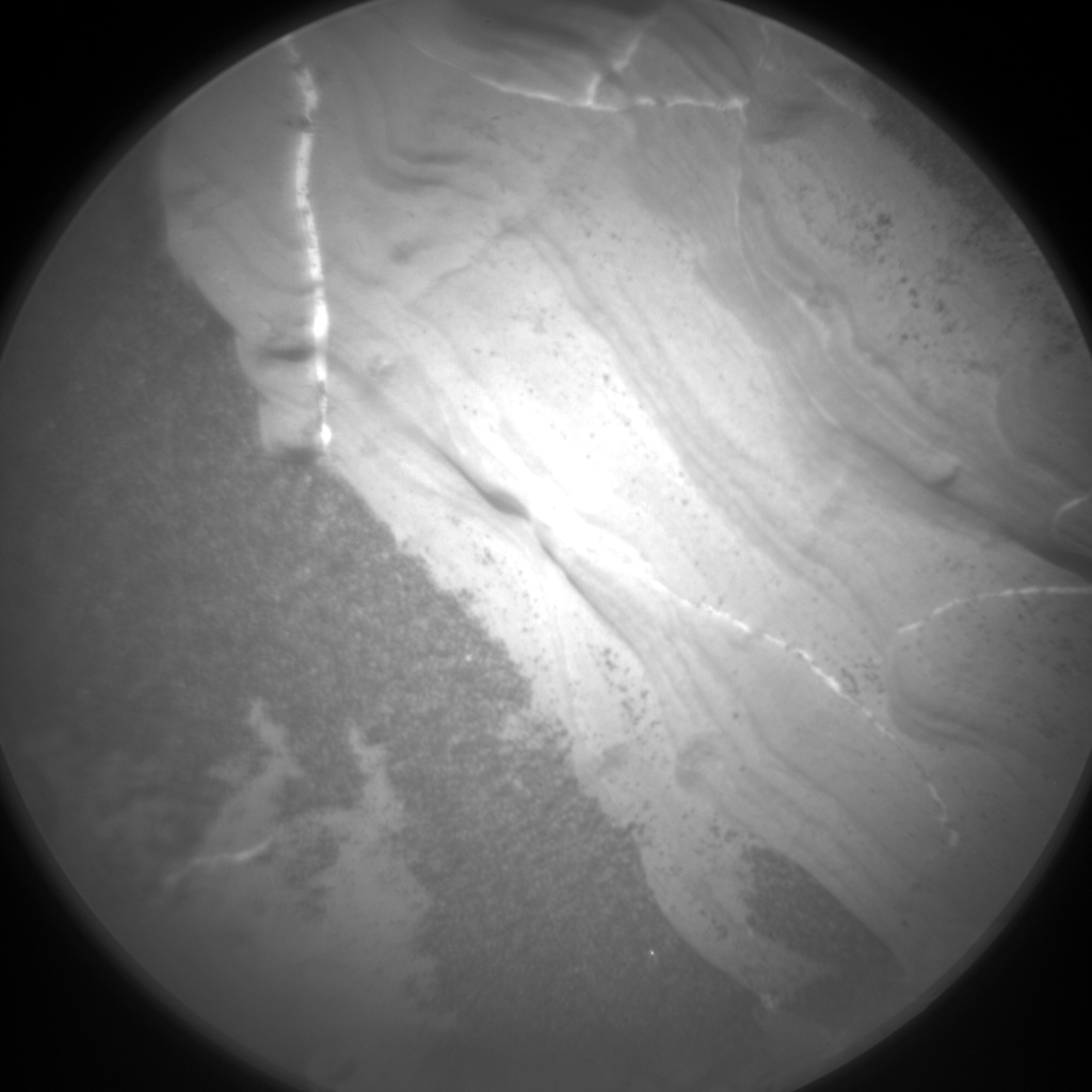 Nasa's Mars rover Curiosity acquired this image using its Chemistry & Camera (ChemCam) on Sol 1927, at drive 1846, site number 67